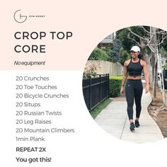 Likes, 17 Comments - Ariel Ab Workout At Home, At Home Workouts, Bicycle Crunches, Russian Twist, Leg Raises, Sit Up, Sculpting, Athlete, Health Fitness