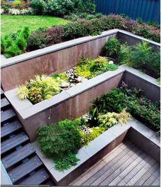 8. Sunken Garden
