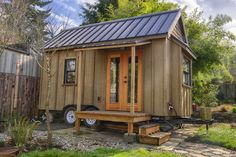 Beautiful tiny houses from all over the world who you can live large in small sustainable lodging instead of paying out your mortgage for decades.