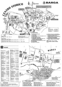 """barga italy map 
