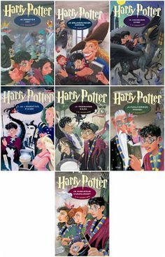 Harry Potter -sarja