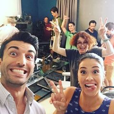 "The cast has a ton of chemistry that translates on-screen, as well.32 Photos Of The ""Jane The Virgin"" Cast Hanging Out In Real Life"