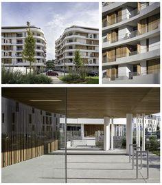 Résidence Belflore / Biarritz / BLP Architectes à Bordeaux et Paris