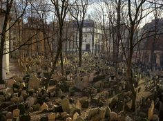 Old Jewish Cemetary, Prague The 10 Scariest Places On Earth – BoredBug