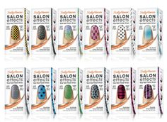 Avril Lavigne Designs Sally Hansen Nail Polish Strips Collection, Dyes Her Own Hair