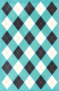 Argyle Art Print by Bill Pyle Plaid Wallpaper, Cute Patterns Wallpaper, Iphone Background Wallpaper, Pink Wallpaper, Colorful Wallpaper, Tile Patterns, Print Patterns, Cute Backgrounds, Cute Wallpapers