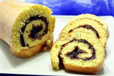 Romanian Food, Romanian Recipes, Croissant, Doughnut, Mousse, Sushi, Deserts, Muffin, Sweets