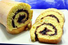 Romanian Food, Romanian Recipes, Doughnut, Mousse, Sushi, Deserts, Muffin, Ice Cream, Sweets