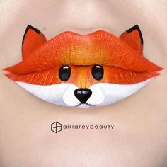 15 Examples of The Most Amazing Lip Art That Will Make You Say WOW. - The Effective Pictures We Offer You About Beauty day A quality picture can tell you many things. Cute Makeup, Makeup Art, Lip Makeup, Prom Makeup, Wedding Makeup, Makeup Brushes, Lip Designs, Makeup Designs, Lipstick Art