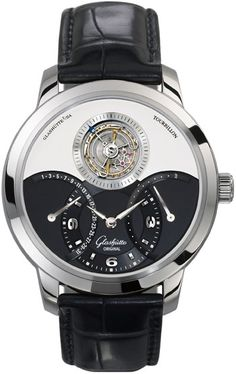 41-03-04-04-04 Glashutte Original PanoTourbillon XL - Manual Mens Watch $101,840