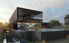 by Pitsou Kdem Architect