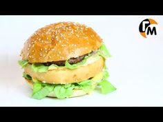 Биг Мак Рецепт   Как приготовить Биг Мак в домашних условиях -- Голодный Мужчина, Выпуск 45 - YouTube