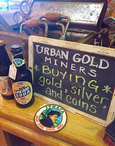 So many interesting items to browse | Urban Gold Miners
