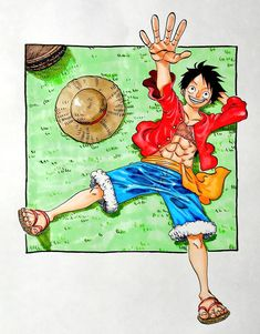 One Piece Anime, One Piece Luffy, Monkey D Luffy, Chica Anime Manga, Anime Art, One Piece Drawing, One Piece World, One Piece Images, Animes Wallpapers