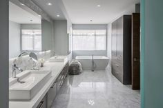 Mayfair contemporary single family house by Design First Interiors - CAANdesign | Architecture and home design blog