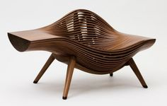 Steam chair by Korean designer Bae Se-Hwa