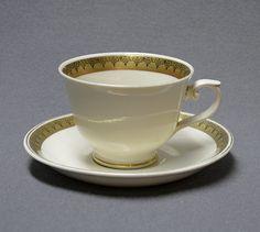Arabia, Hovi, Olga Osol Kitchenware, Tableware, Marimekko, Scandinavian Style, Fine China, Cup And Saucer, Finland, Coffee Cups, Tea Pots
