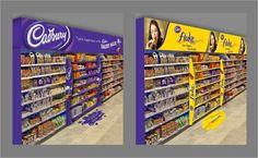 Marketing Activation & Brand Building by Rony Kastoun, via Behance Cosmetics Display Stand, Cosmetic Display, Pop Display, Point Of Sale, Brand Building, Popup, Shelf, Behance, Retail