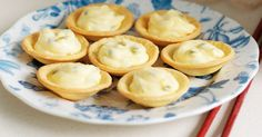 Crisp pastry with creamy passionfruit filling is as deliciously inviting as a pair of warm knitted socks on a cold winter's night. Pastry Recipes, Tart Recipes, Fruit Recipes, Sweet Recipes, Dessert Recipes, Cooking Recipes, Banana Caramel Pie, Passionfruit Tart, Shortcrust Pastry