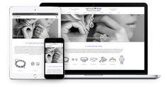 Michael Herr Diamonds & Fine Jewelry Website Design