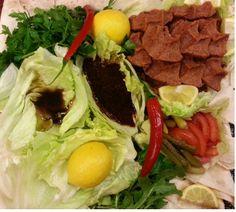 Çiğköfte Acıcininden özel soslu, yeşillikli çiğ köfte. Avrupa bölgesinin çoğu kısmına servis yapan tek çiğ köfteci. Toptan siparişleriniz itina ile hazırlanır. Tlf:0212 217 36 86