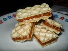 Cream Cheese Flan, Hungarian Recipes, Fudge, Waffles, Food And Drink, Sweets, Breakfast, Cake, Dios
