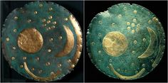 Dated to c. 1600 BC, Nebra Sky Disk is one of the most important archaeological finds of the 20th Century