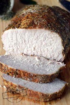 Pork Recipes, Cooking Recipes, Kielbasa, Polish Recipes, Brisket, Food To Make, Buffet, Roast, Food And Drink