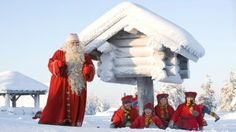 Xmas in Finland