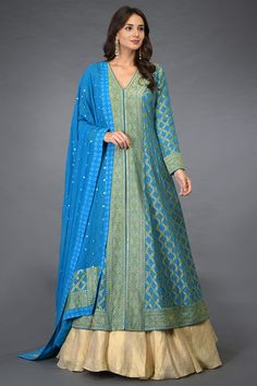 A Global Luxury Design House reinterpreting Indian heritage threads for the modern, discerning consumer Designer Dress For Men, Indian Designer Suits, Designer Dresses, Indian Wedding Guest Dress, Turquoise Shirt, Bollywood Outfits, Indian Attire, Indian Wear, Party Wear Dresses