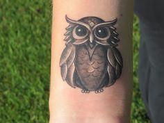 Owl Tattoo- Anniversary Tattoos