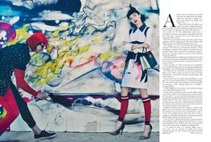 Lister's Lady (Vogue Australia)