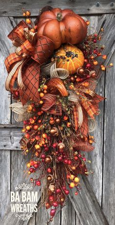 How To Video How To Wreath Wreath Tutorial Autumn Wreath Autumn Swag Fall W How To Video How To Wreath Wreath Tutorial Autumn Wreath Autumn Swag Fall Wreath Fall Swag Thanksgiving Wreaths, Thanksgiving Decorations, Holiday Wreaths, Mesh Wreaths, Burlap Wreaths, Rustic Thanksgiving, Tulle Wreath, Floral Wreaths, Paper Wreaths