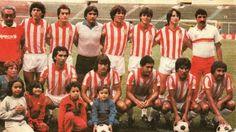 Necaxa 1985  El Necaxa de Ruben Omar Romano