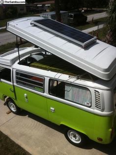 Will need this for my future road trips! Solar powered