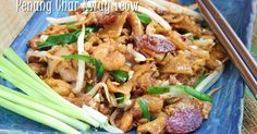 CKT a.k.a Chat Kuey Teow is notably the most famous street food in Malaysia/Penang. It is a dish that one must try visiting Malaysia a...