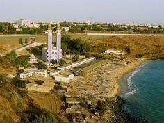 Mosquée de la Divinité à Dakar