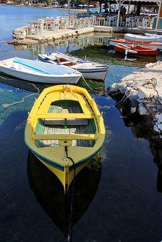 Alyki, Paros island, Cyclades, Greece