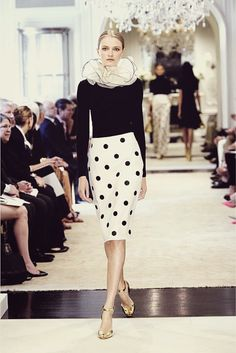 Runway | Ralph Lauren Resort 2015.