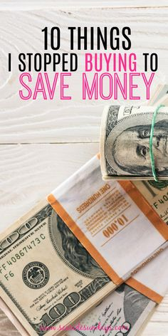 Save money by swapping out these unnecessary purchases for free alternatives. Stop wasting your hard-earned cash on frivolous spending or unnecessary products for your home. #savingmoney #shopping #frugalliving #frugal