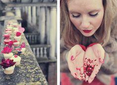 valentine cupcake shoot – a sneak peek