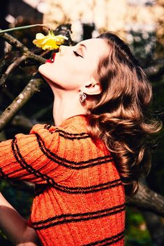 LINDSEY WIXSON IS A RETRO BABE FOR ELLEN VON UNWERTH IN VOGUE RUSSIA | @andwhatelse