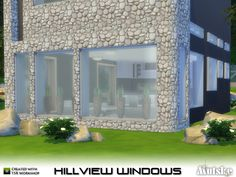 mutske's Hillview Windows with slots