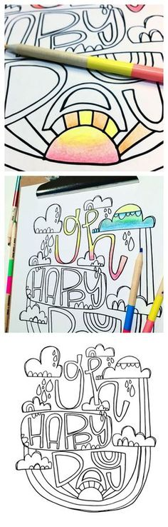 60 Best Coloring For Kids And Adults Images On Pinterest