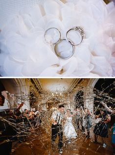 Disney-Themed Wedding by Luminaire Images