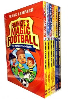 Frankies Magic Football Series 2- 6 Books Collection Set by Frank Lampard   #Footbal #FrankiesMagigFootball #MagicFootbal #FrankLampard #Book #BooksForKids  http://www.snazal.com/frankies-magic-football-series-2-6-books-collection-set-by-f--DEALMAN-U5-frank-6bksS2.html