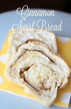 This cinnamon bread recipe is perfect for cinnamon toast or to bake for gifts! Swirled cinnamon goodness your family will thank you! Bread Recipe Video, Best Bread Recipe, Bread Recipes, Dessert Bread, Dessert Recipes, Breakfast Recipes, Desserts, Quiche, Amish White Bread
