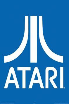 NMR 24696 Atari Logo Decorative Poster NMR http://www.amazon.com/dp/B003M5XY0I/ref=cm_sw_r_pi_dp_uADcxb0V7T1MX