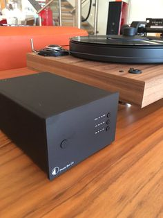 Testing this Pro-Ject 2 Xperience SB turntable & Phono Box DS before we deliver & install it tomorrow. High End Audio, Home Cinemas, Audiophile, Turntable, Ds