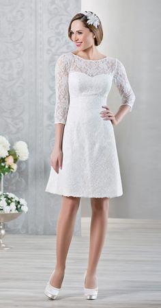 Emmerling In Love 2016 | Short Wedding Dress 15042